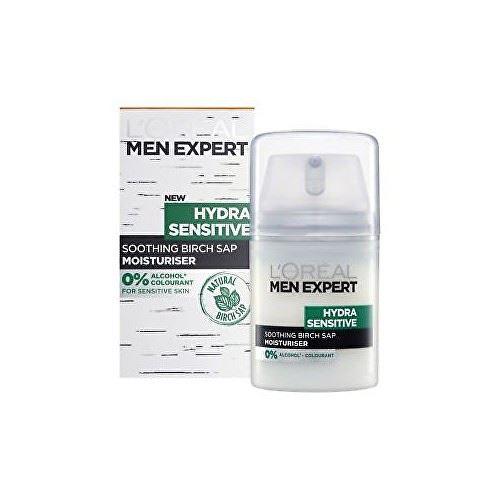 L'Oréal Paris Men Expert Hydra Sensitive cremă hidratantă pentru pielea sensibilă 50ml Pentru bărbati