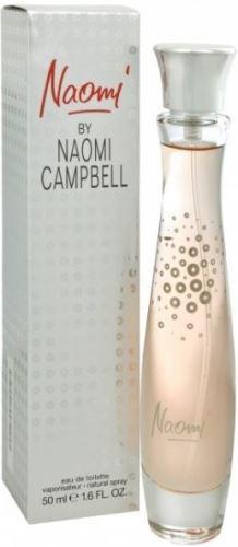 Naomi Campbell Naomi EDT 10ml Pentru femei mostră