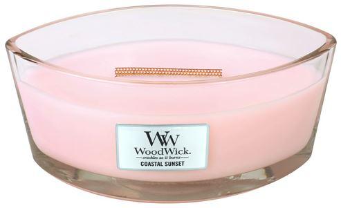 WoodWick Coastal Sunset lumânări parfumate 453,6 g