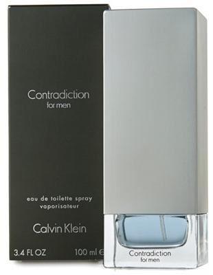 Calvin Klein Contradiction For Men EDT 100 ml Pentru bărbati