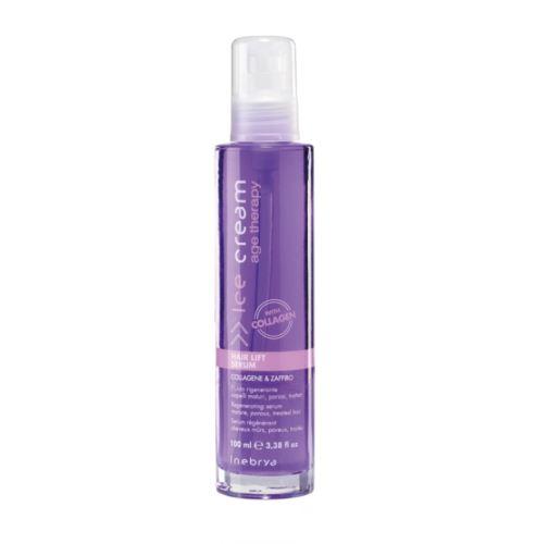 Inebrya AGE THERAPY Hair Lift Serum sérum na vlasy s kolagenem 100ml