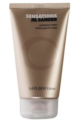 Jil Sander Sensations Cashmere Cream W 150ml