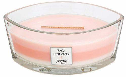 WoodWick Island Getaway lumânări parfumate 453,6 g