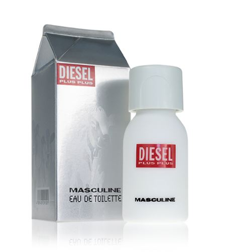 Diesel Plus Plus Masculine EDT 75 ml Pentru bărbati