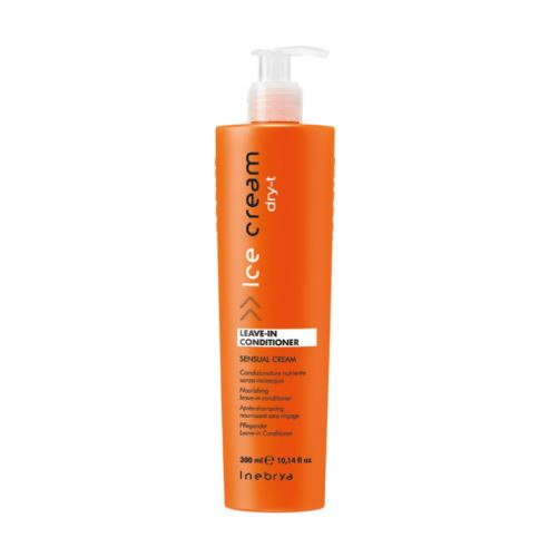 Inebrya DRY-T Leave In Conditioner bezoplachový kondicionér 300ml