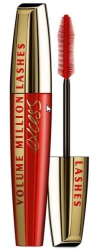 L'Oréal Paris Volume Million Lashes Excess 9ml - Black