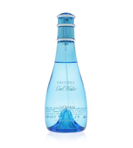 Davidoff Cool Water Woman deodorant spray 100 ml Pentru femei