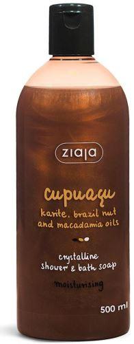 Ziaja Cupuacu Crystalline Shower & Bath Soap 500 ml