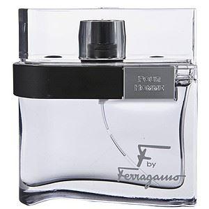 Salvatore Ferragamo F by Ferragamo Black EDT 100ml Pentru bărbati TESTER