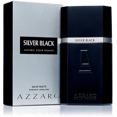 Azzaro Silver Black EDT 100 ml Pentru bărbati