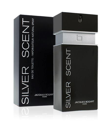 Jacques Bogart Silver Scent  EDT 100 ml Pentru bărbati