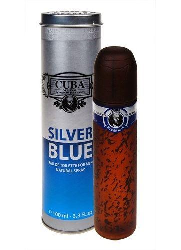 Cuba Silver Blue EDT 100 ml Pentru bărbati