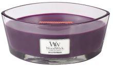 WoodWick Spiced Blackberry lumânări parfumate 453,6 g