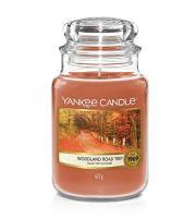 Yankee Candle Woodland Road Trip vonná svíčka 623 g