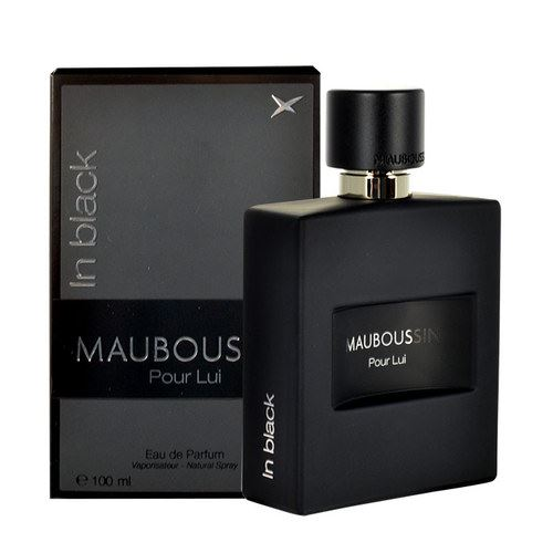Mauboussin Pour Lui in Black EDP 100 ml Pentru bărbati