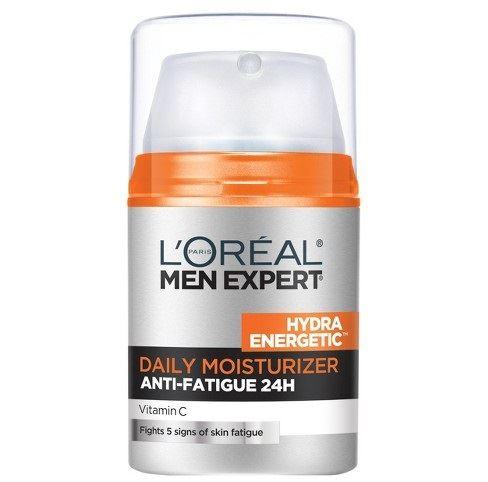 L'Oréal Paris Men Expert Hydra Energetic cremă hidratantă împotriva semnelor de oboseală 50ml Pentru bărbati