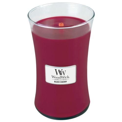 WoodWick Black Cherry lumânări parfumate 609,5