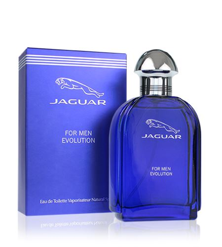 Jaguar For Men Evolution EDT 100ml Pentru bărbati