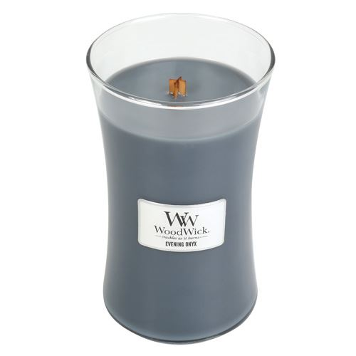WoodWick Evening Onyx lumânări parfumate 609,5