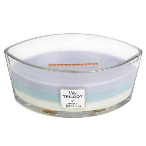WoodWick Calming Retreat lumânări parfumate 453 g