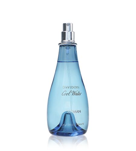 Davidoff Cool Water EDT 100 ml Pentru femei TESTER