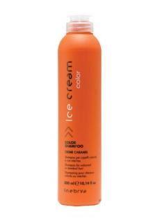 Inebrya COLOR Shampoo šampon pro barvené vlasy 300ml