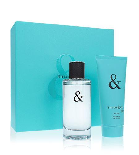 Tiffany & Co. Tiffany & Love For Him EDT 90 ml + sprchový gel 100 ml Pentru bărbati cadou