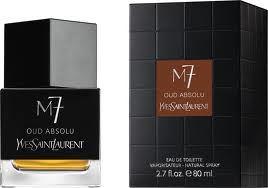 Yves Saint Laurent La Collection M7 Oud Absolu EDT 80ml Pentru bărbati
