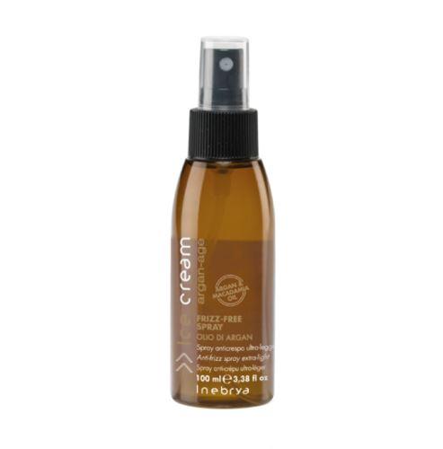 INEBRYA ARGAN-AGE Frizz-Free Spray sprej na vlasy s arganem 100ml Pentru femei