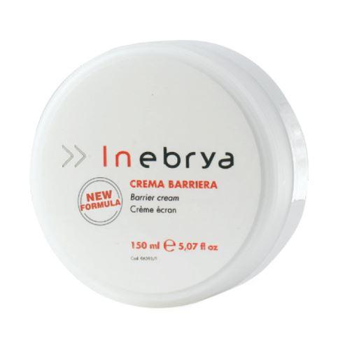 Inebrya Barrier Cream ochraný krém pokožky při barvení vlasů 150ml