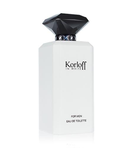 Korloff In White EDT 88 ml Pentru bărbati TESTER