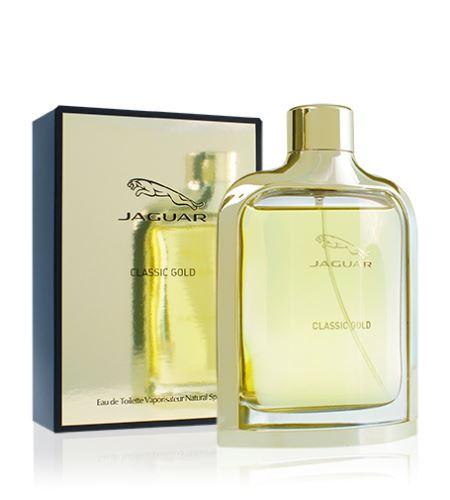 Jaguar Classic Gold EDT 100 ml Pentru bărbati