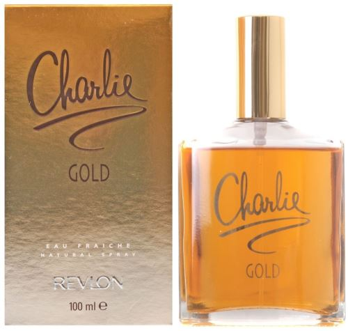 Revlon Charlie Gold Eau Fraiche EDT 100 ml Pentru femei