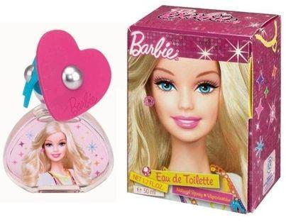 Barbie Fashion toaletní voda Pro děti 100ml