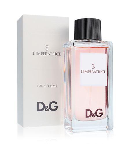 Dolce & Gabbana D&G 3 L'Impératrice