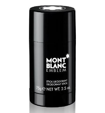 Mont Blanc Emblem deodorant stick 75 g. Pentru bărbati