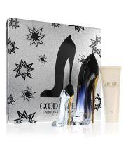 Carolina Herrera Good Girl Légére EDP 50 ml + tělové mléko 75 ml + parfémovaná voda 7 ml  Pentru femei cadou