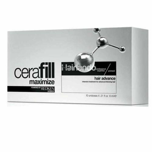Redken Cerafill Maximize Hair Advance 10x6ml