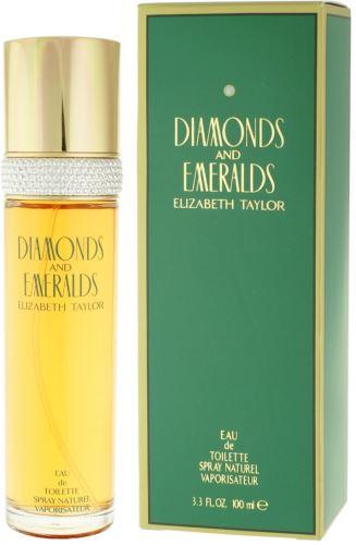 Elizabeth Taylor Diamonds and Emeralds