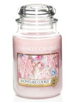 Yankee Candle Snowflake Cookie lumânări parfumate 623 g