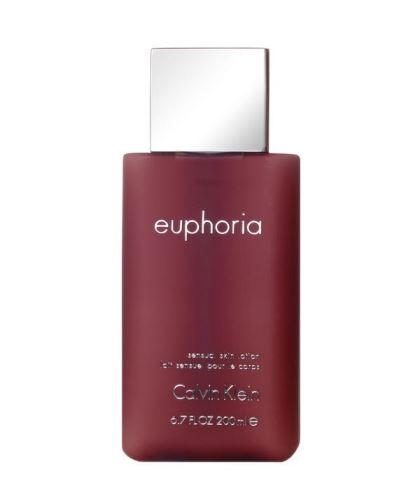 Calvin Klein Euphoria tělové mléko Pro ženy 200 ml