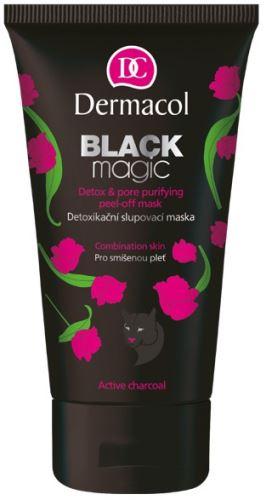 Dermacol Black Magic Detox & Pore Purifying Peel-Off Mask 150 ml