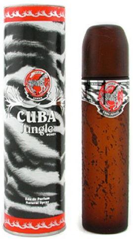 Cuba Jungle Zebra EDP 100ml Pentru femei