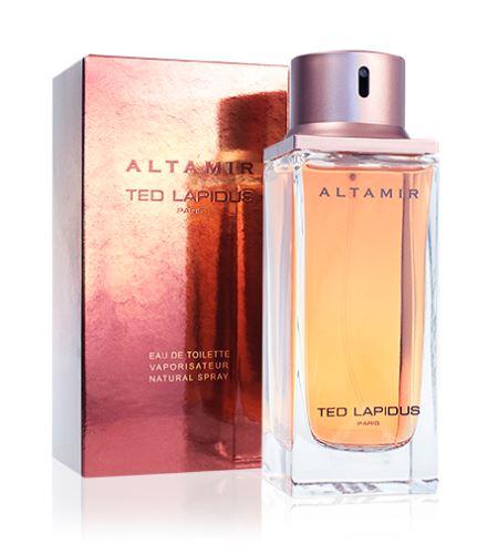 Ted Lapidus Altamir EDT 125 ml Pentru bărbati