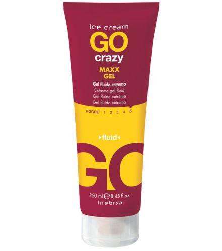 CRAZY Maxx Gel 250 ml - extrémně silný fluidní gel