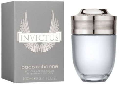 Paco Rabanne Invictus After Shave Lotion M 100ml
